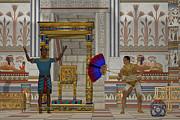 Corey Ford - Ancient Egyptian Men