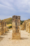 Patricia Hofmeester - Ancient Minoan column