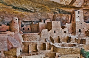 Mesa Verde Photos - Ancient Palace by Heather Applegate