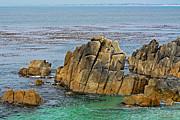Susan Wiedmann - Ancient Rocks at Pacific Grove
