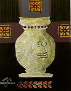 Carole Johnson - Ancient Urn