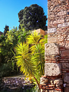 Old Wall Prints - Ancient Walls Print by Lutz Baar