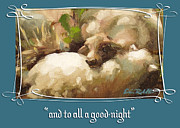 All - And To All A Good Night by Erin Rickelton