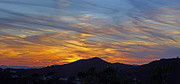 Rod Jones - Andalucia sunset panorama