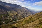 Al Bourassa - Andes Mountains Vista In...