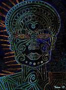Anencephaly Angel Print by Teleita Alusa