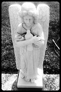 Lee Farley Framed Prints - Angel 1 Framed Print by Lee Farley