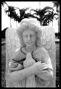 Lee Farley Framed Prints - Angel 2 Framed Print by Lee Farley