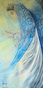 Angel Divine Print by Caroline Street