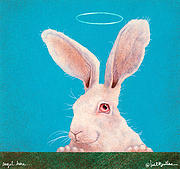 Humorous. Originals - Angel Hare... by Will Bullas