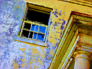 China Cove Prints - Angel Island State Park California in San Francisco Bay - Arrested Decay - HDR Print by David Rigg