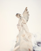 French Quarter Photos - Angel no 1 by Erin Johnson