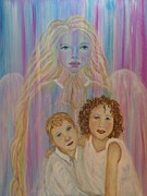 The Art With A Heart By Charlotte Phillips - Angel Of Honesty and...