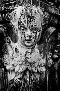 Seraphim Angel Photo Metal Prints - Angel Statue Metal Print by Lane Erickson