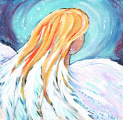 Arkansas Paintings - Angel With Feathers by Marla Hoover