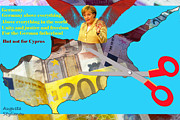 Angela Merkel - Angela Merkel Cyprus Haircut by Augusta Stylianou