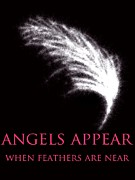 Angelic Drawings - Angels Appear 4 by Karen Larter