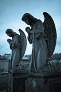 Afterlife Photos - Angels in Prayer by Amy Cicconi