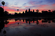 Pete Reynolds - Angkor Wat at sunrise