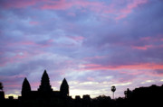 Angkor Art - Angkor Wat Sunrise 02 by Rick Piper Photography