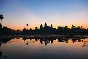 Fototrav Print - Angkor Wat Sunrise