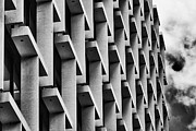 Repetition Framed Prints - Angled  View II Framed Print by Hideaki Sakurai