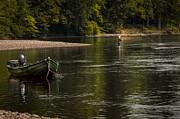 Alex Saunders - Fisherman River Tay