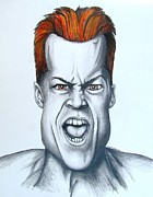 Yelling Originals - Angry Ginger by Eric McGreevy