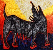 Mark M  Mellon - ANIMALIA Canis No. 8