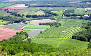 Annapolis Valley Posters - Annapolis Valley Farmland Poster by Brian Chase