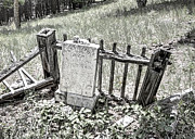 Miners Ghost Photos - Annie Opie - Elkhorn Ghost Town - Montana by Daniel Hagerman