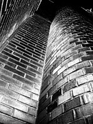 Barbara Drake Prints - Another Brick in the Wall Print by Barbara Drake