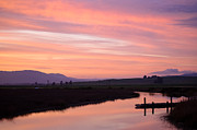 Another Carneros Sunset Print by Jordan Rusin