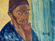 Old Age Paintings - Another Day by EricA