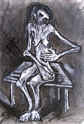 Kenneth Agnello - Another Seated Female...