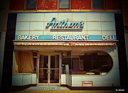 Anthon's Bakery Pittsburgh Print by Jim Zahniser