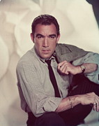 Role Posters - Anthony Quinn Poster by Sanely Great