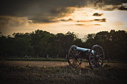 Antietam Framed Prints - Antietam Cannon Framed Print by Brent Spithaler