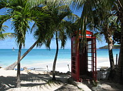 HEVi FineArt - Antigua - Phone booth