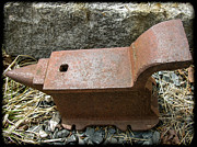 Sherman Perry - Antique Bench Top Anvil