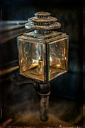 Paul Freidlund - Antique Carriage Lamp