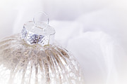 Shine Art - Antique Christmas bauble by Jane Rix