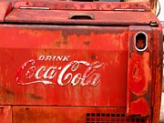 Mellissa Meeks - Antique Coca Cola Cooler