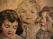 Kathy Clark - Antique Distressed Angels