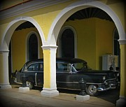 John Malone - Antique Hearse in Havana Cemetary