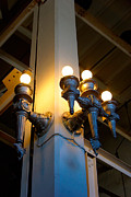 Paul Wash - Antique light fixtures