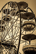 Marjan Lazarevski - Antique Panoramic Wheel