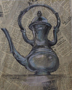 Kathy Weidner - Antique Pitcher