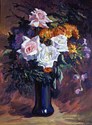 David Lloyd Glover - Antique Roses