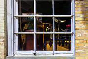 Lynn Palmer - Antique Shop Window Display